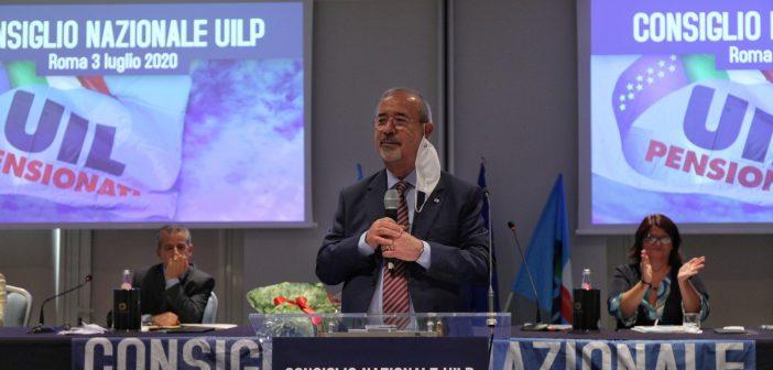Carmelo Barbagallo eletto Segretario Generale Uil Pensionati