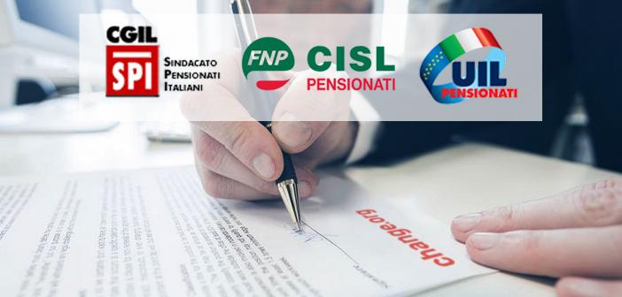 Appello dei Sindacati dei pensionati per un nuovo welfare. Al via la petizione su change.org