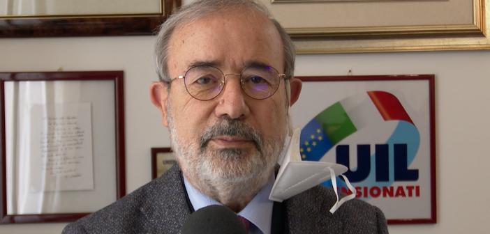 """Appello del Segretario generale Uilp Barbagallo: """"Vaccinare rapidamente tutto il Paese per sconfiggere il virus"""""""