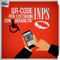 QR-code per i cittadini con disabilità