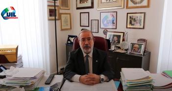 1° Maggio: videomessaggio del Segretario generale Uil Pensionati Carmelo Barbagallo