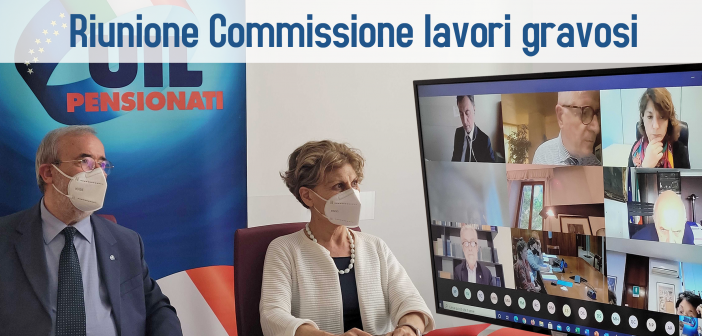 """Riunione Commissione Lavori gravosi, Barbagallo: """"Evitare che si muoia prima di andare in pensione"""""""