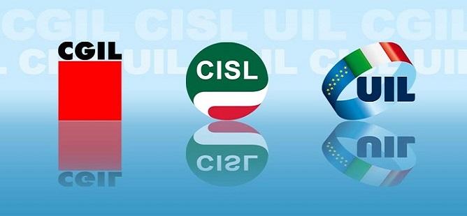 Cgil, Cisl, Uil: 26 giugno manifestazioni a Bari, Firenze e Torino