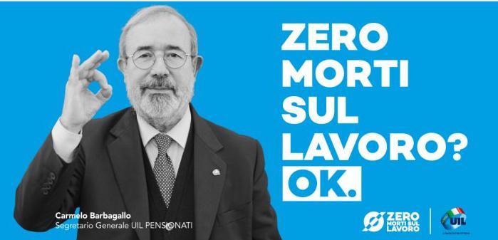 Campagna Zero Morti Sul Lavoro