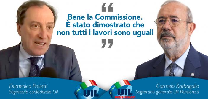 """Barbagallo e Proietti: """"Bene la Commissione Lavori Gravosi. È stato dimostrato che non tutti i lavori sono uguali"""""""